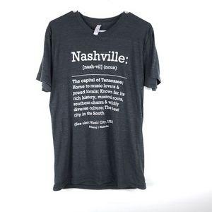 American Apparel Nashville T Shirt Size Medium